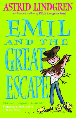 Emil and the Great Escape (BOK)