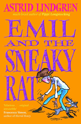 Emil and the Sneaky Rat (BOK)