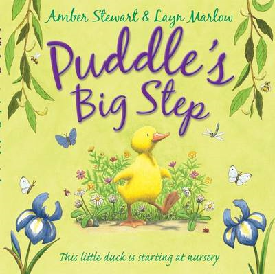 Puddle's Big Step (BOK)