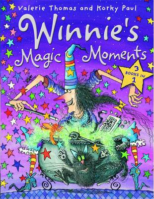 Winnie's Magic Moments (BOK)