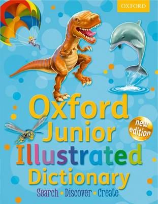 Oxford Junior Illustrated Dictionary (BOK)
