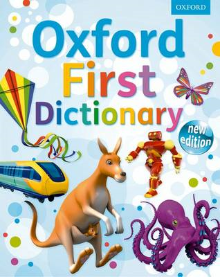 Oxford First Dictionary (BOK)