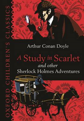 Study in Scarlet & Other Sherlock Holmes Adventures (BOK)