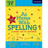 At Home With Spelling 1 (BOK)