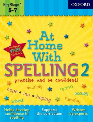 At Home With Spelling 2 (BOK)
