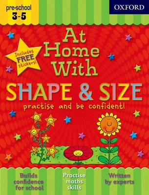 At Home With Shape & Size (BOK)