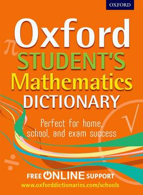 Oxford Student's Mathematics Dictionary (BOK)