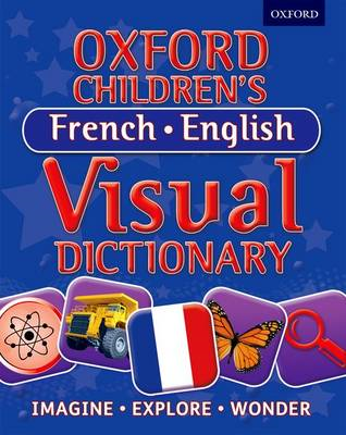 Oxford Children's French-English Visual Dictionary (BOK)