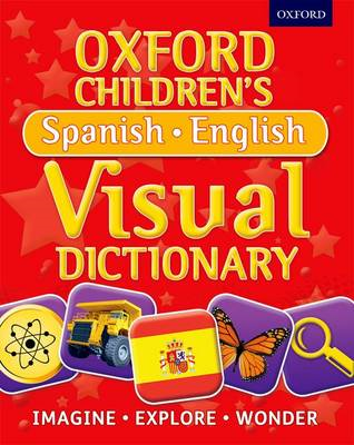 Oxford Children's Spanish-English Visual Dictionary (BOK)