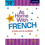 At Home with French (7-9) (BOK)
