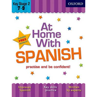 At Home with Spanish (7-9) (BOK)