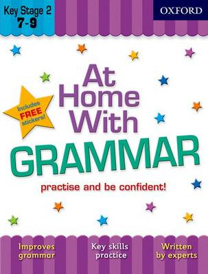 At Home with Grammar (7-9) (BOK)