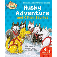 Oxford Reading Tree Read With Biff, Chip, and Kipper: Husky (BOK)