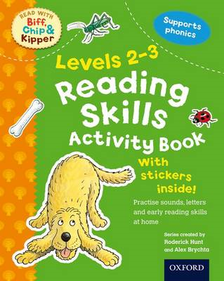Oxford Reading Tree Read With Biff, Chip, and Kipper: Levels (BOK)