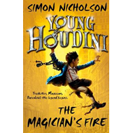 Young Houdini: The Magician's Fire (BOK)