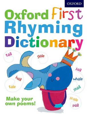 Oxford First Rhyming Dictionary (BOK)