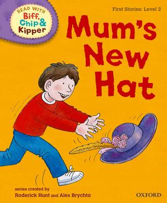 Oxford Reading Tree Read with Biff, Chip and Kipper: First S (BOK)