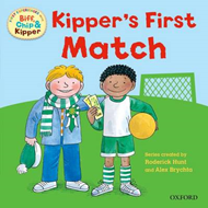 Oxford Reading Tree: Read with Biff, Chip & Kipper First Exp (BOK)