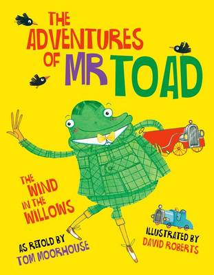 Adventures of Mr Toad (BOK)