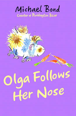 Olga Follows Her Nose (BOK)