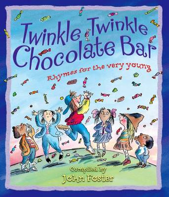 Twinkle Twinkle Chocolate Bar (BOK)