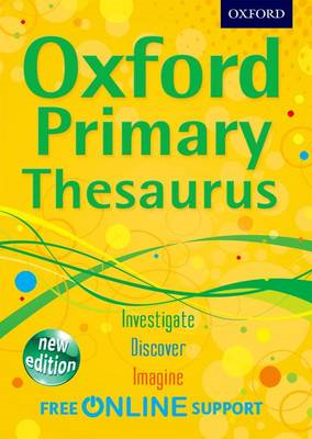 Oxford Primary Thesaurus (BOK)