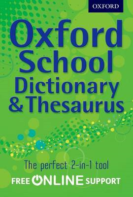 Oxford School Dictionary & Thesaurus (BOK)