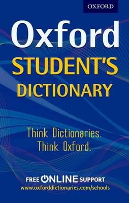 Oxford Student's Dictionary (BOK)