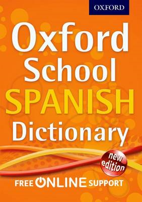 Oxford School Spanish Dictionary (BOK)