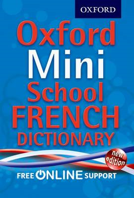 Oxford Mini School French Dictionary (BOK)