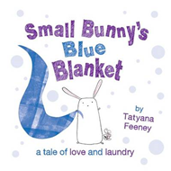 Small Bunny's Blue Blanket (BOK)