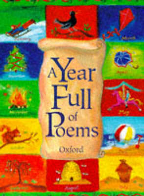 A Year Full of Poems (BOK)