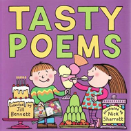 Tasty Poems (BOK)