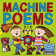 Machine Poems (BOK)