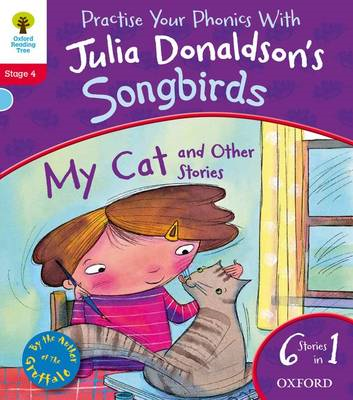 Oxford Reading Tree Songbirds: Level 4: My Cat and Other Sto (BOK)