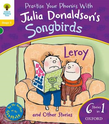 Oxford Reading Tree Songbirds: Level 5: Leroy and Other Stor (BOK)