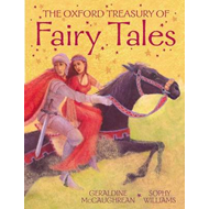 Oxford Treasury Of Fairy Tales (BOK)