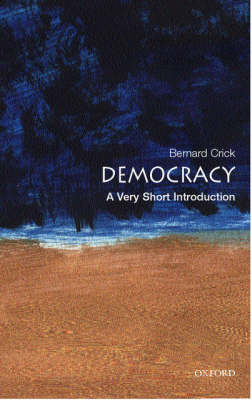 Democracy: A Very Short Introduction (BOK)