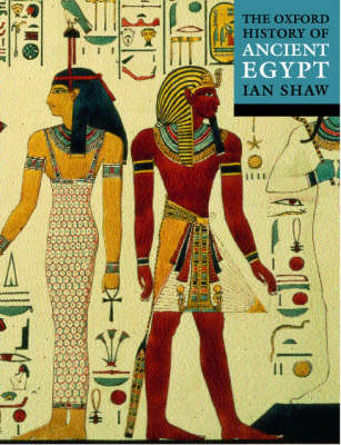Oxford History of Ancient Egypt (BOK)
