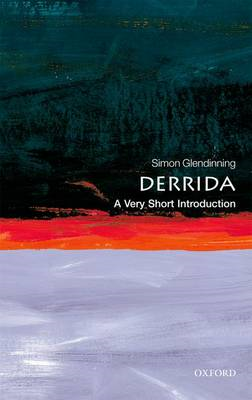 Derrida: A Very Short Introduction (BOK)