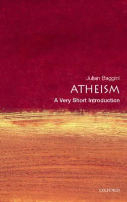 Atheism: A Very Short Introduction (BOK)