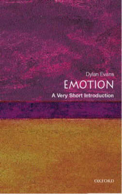 Emotion: A Very Short Introduction (BOK)