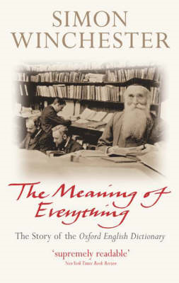 Meaning of Everything (BOK)