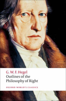 Outlines of the Philosophy of Right (BOK)
