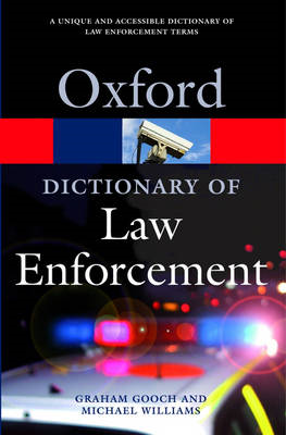 Dictionary of Law Enforcement (BOK)