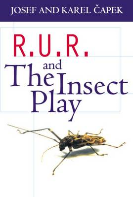 R.U.R. and The Insect Play (BOK)