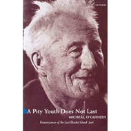 A Pity Youth Does Not Last: Reminiscences of the Last of the Great Blasket Island's Poets and Storyt (BOK)