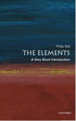 Elements: A Very Short Introduction (BOK)