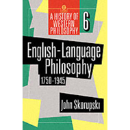 English-language Philosophy, 1750-1945 (BOK)