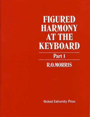 Figured Harmony at the Keyboard Part 1 (BOK)